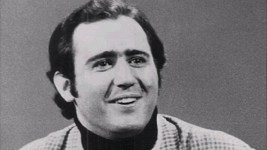 Andy Kaufman is shown in this file photo.