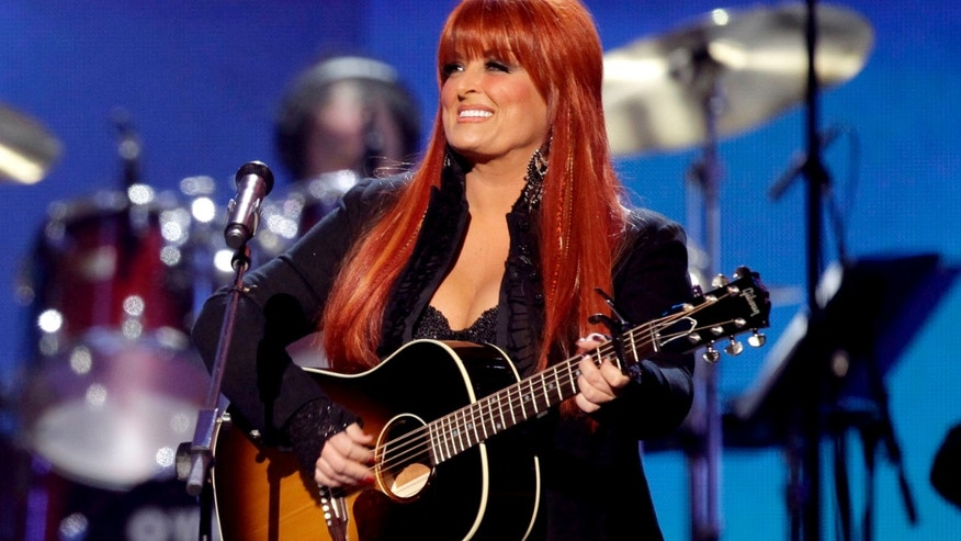 April 4, 2011: File photo shows country singer Wynonna Judd from The Judds, performing at the Girls' Night Out: Superstar Women of Country in Las Vegas.