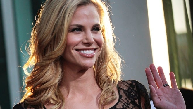 Brooke Burns: In Hollywood, 'if you go to church you're ...
