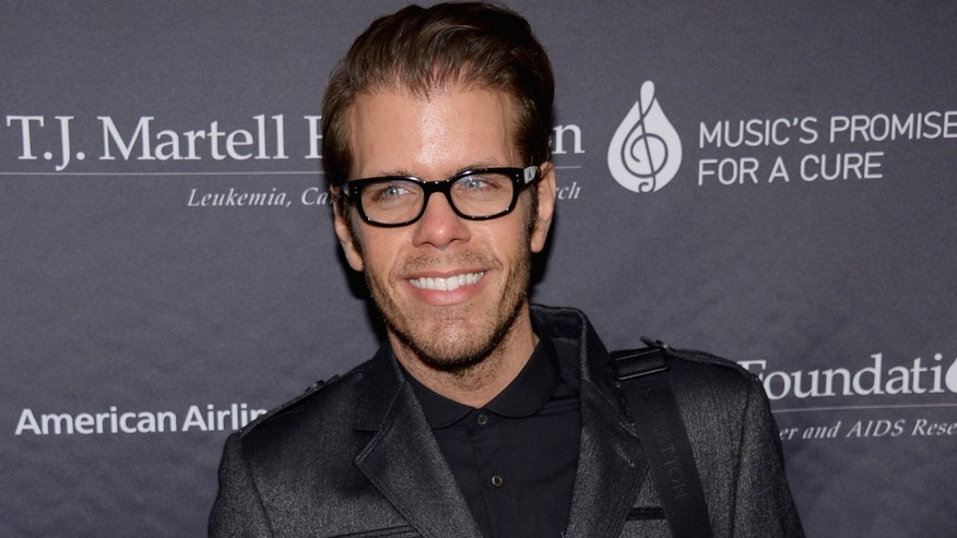 NEW YORK, NY - OCTOBER 22:  Perez Hilton attends the T.J. Martell Foundation's 38th Annual Honors Gala at Cipriani 42nd Street on October 22, 2013 in New York City.  (Photo by Theo Wargo/Getty Images for T.J. Martell Foundation)