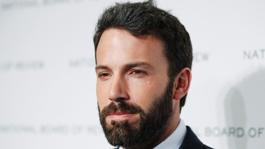 "Ben Affleck of the film ""The Town"" arrives for the National Board of Review of Motion Pictures Awards Gala in New York Jan. 11, 2011."