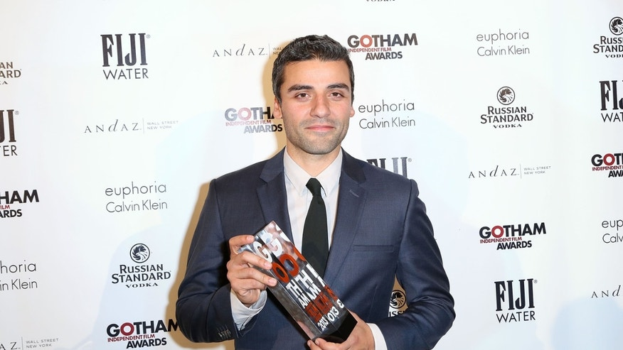 Oscar Isaac attends the Gotham Independent Film Awards at Cipriani Wall Street on December 2, 2013 in New York City.