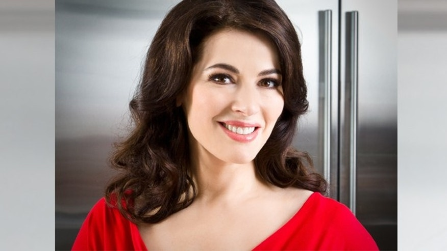 Nigella Lawson. Photo courtesy: Hugo Burnand