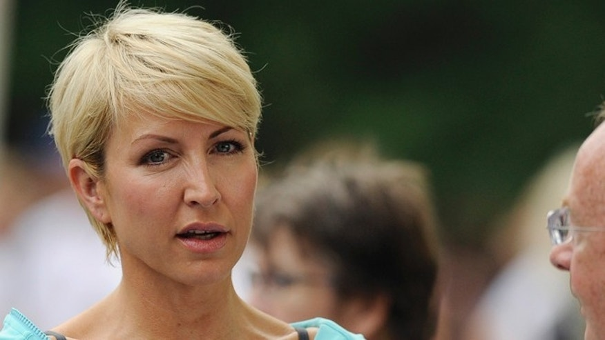 June 27, 2010: In this file photo Heather Mills attends the Achilles Hope and Possibility Race in New York's Central Park.