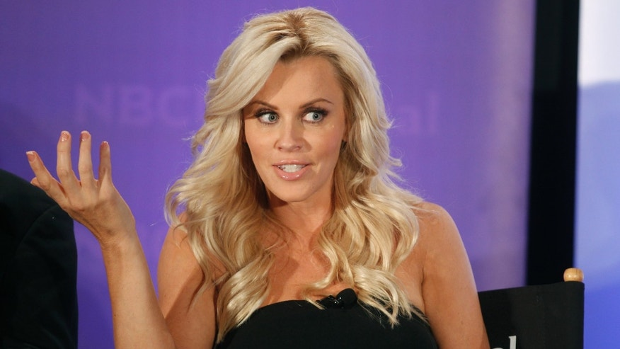 April 18, 2012.  Jenny McCarthy  takes part in a panel discussion at the NBC Universal Summer Press Day 2012 introducing new television shows  for the Summer season in Pasadena, California.