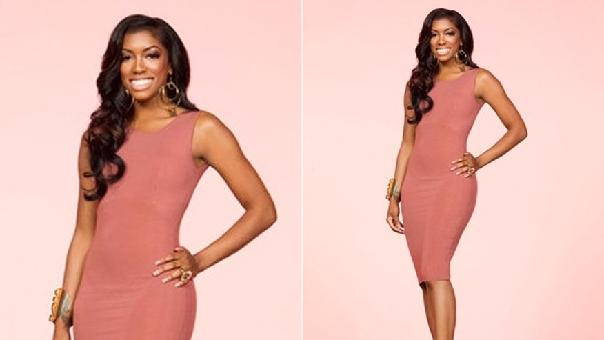 "Porsha Williams of the ""Real Housewives of Atlanta"" is pictured."