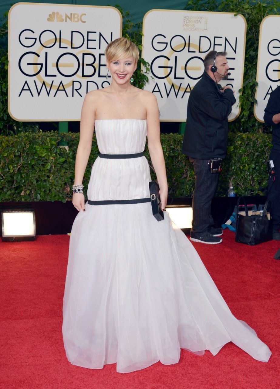 List of winners at the 71st Annual Golden Globe Awards