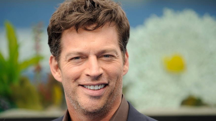 "Actor Harry Connick Jr. arrives at the movie ""Dolphin Tale"" world premiere in Los Angeles, Calif., September 17, 2011."