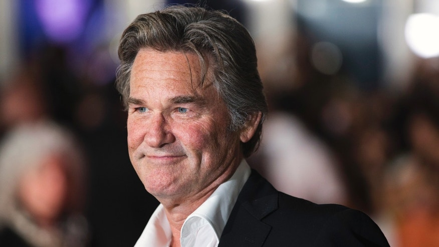 "Cast member Kurt Russell arrives for a screening of the film ""The Art of the Steal"" at the 38th Toronto International Film Festival in Toronto September 11, 2013."