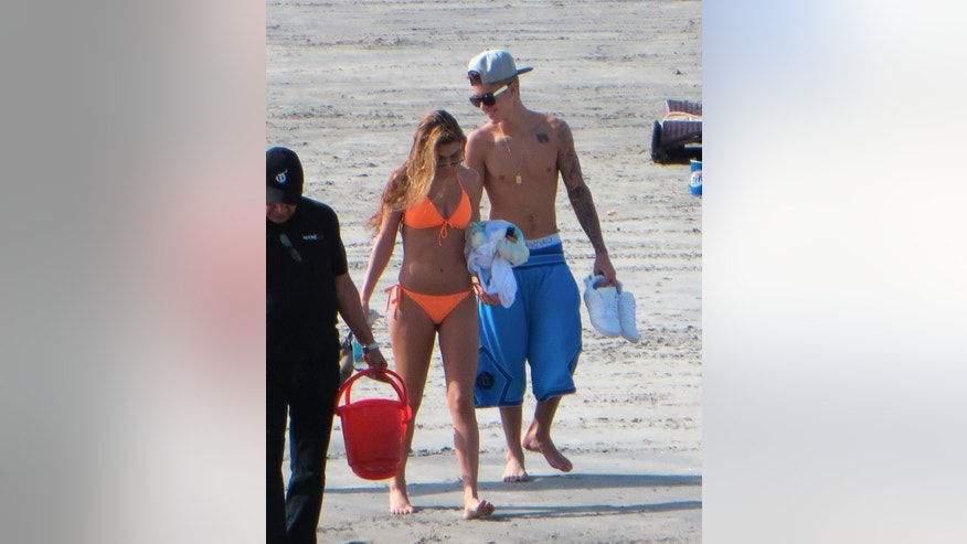 Justin Bieber has fun in Panama two days after arrest for DUI in Miami South Beach.