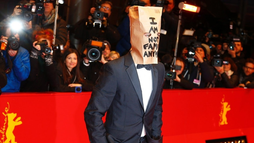 "Cast member Shia LaBeouf arrives on the red carpet to promote the movie ""Nymphomaniac Volume I"" during the 64th Berlinale International Film Festival in Berlin February 9, 2014."