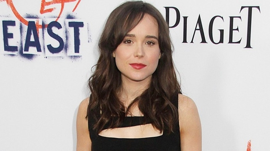 May 28, 2013: Actress Ellen Page, seen at the  Los Angeles Premiere of 'The East,' held at the ArcLight Hollywood.