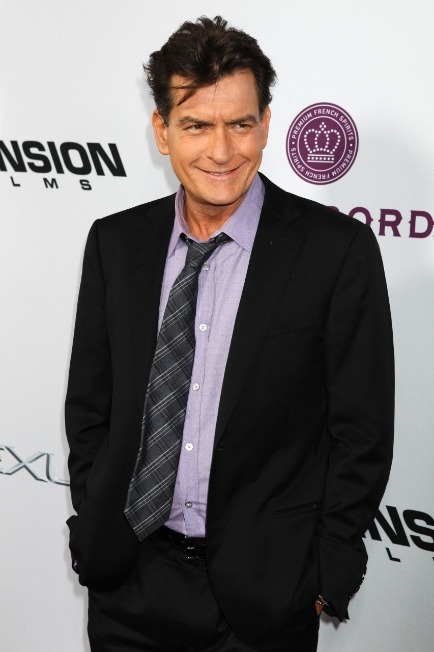 Charlie Sheen Is 'A Meeting Away' From 'Two And A Half Men ... |Charlie Sheen 2014
