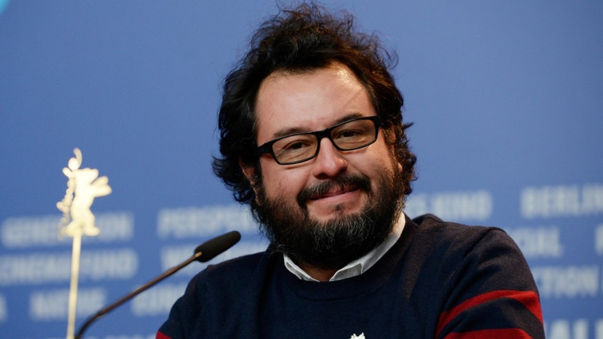 BERLIN, GERMANY - FEBRUARY 12:  Producer Pablo Cruz attends the 'Cesar Chavez' press conference during 64th Berlinale International Film Festival at Grand Hyatt Hotel on February 12, 2014 in Berlin, Germany.  (Photo by Clemens Bilan/Getty Images)