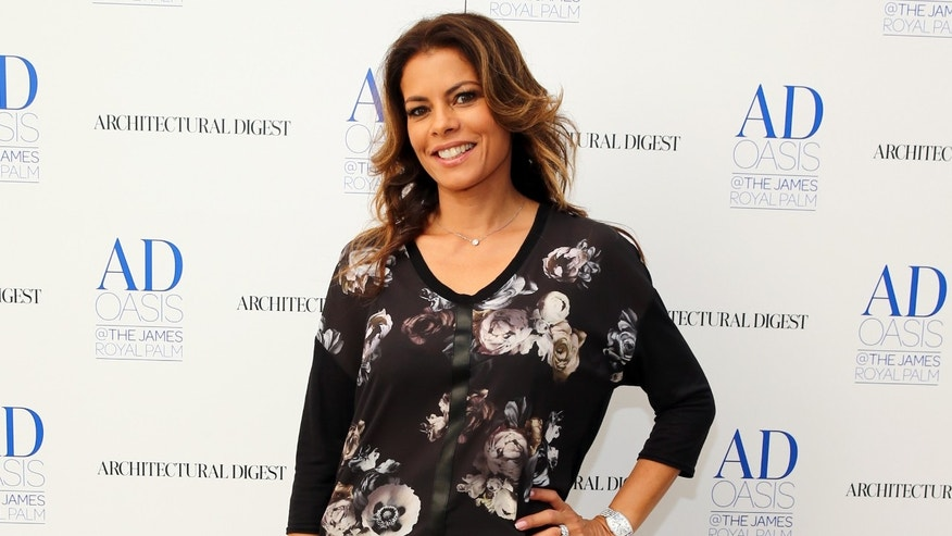 MIAMI BEACH, FL - DECEMBER 06:  Lisa Vidal attends AD Oasis @ The James Royal Palm Hotel at James Royal Palm Hotel on December 6, 2013 in Miami Beach, Florida.  (Photo by Neilson Barnard/Getty Images for Architectural Digest)