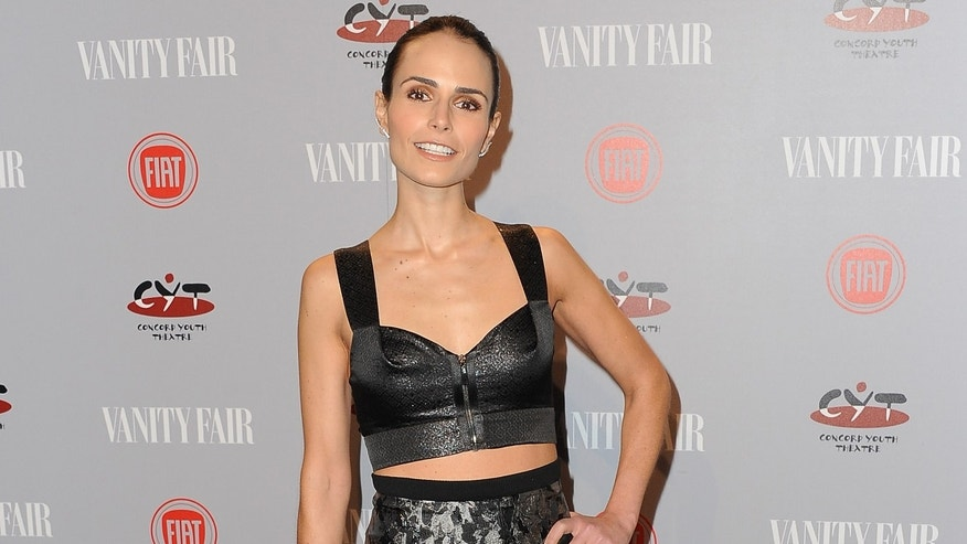 LOS ANGELES, CA - FEBRUARY 25:  Actress Jordana Brewster attends the Vanity Fair Campaign Hollywood 'Young Hollywood' party sponsored by Fiat at No Vacancy on February 25, 2014 in Los Angeles, California.  (Photo by Angela Weiss/Getty Images)
