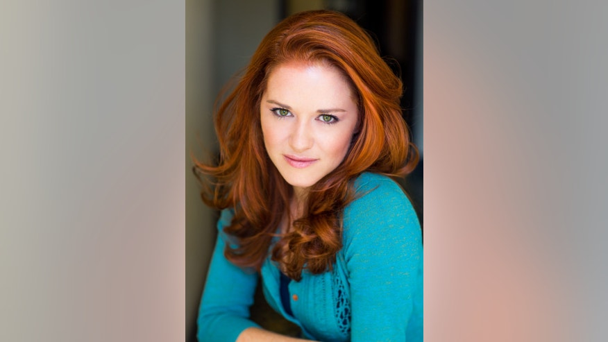 """Grey's Anatomy"" actress Sarah Drew."