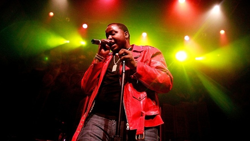 Sean Kingston performs at the House of Blues on October 23, 2013 in New Orleans, Louisiana.