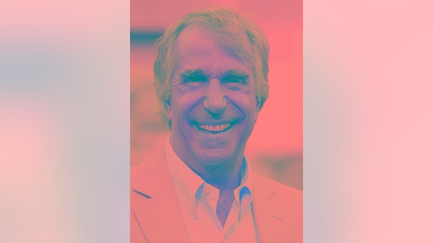 "July 6, 2011. Henry Winkler arrives at the world premiere of the film ""Zookeeper"" in Los Angeles."