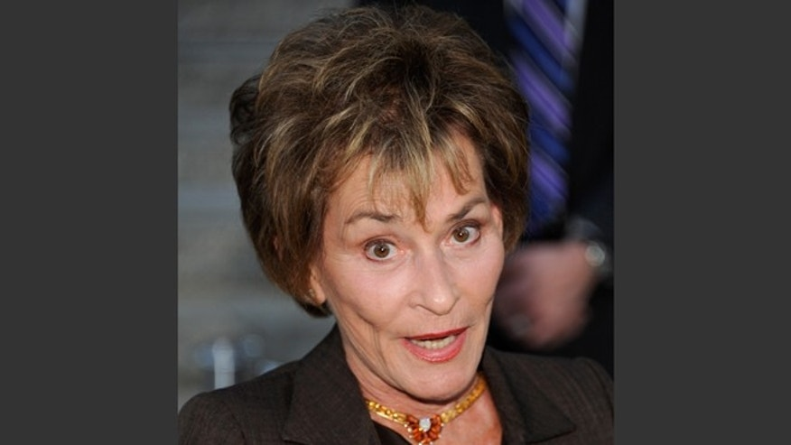April 17, 2012 photo: Judge Judy Sheindlin attends the Vanity Fair Tribeca Film Festival party at the State Supreme Courthouse.
