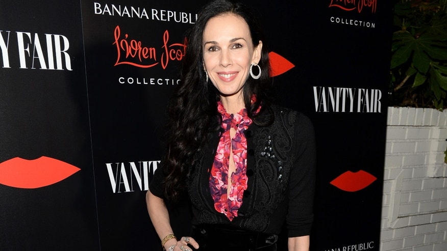 LOS ANGELES, CA - NOVEMBER 19:  Fashion designer L'Wren Scott attends the launch celebration of the Banana Republic L'Wren Scott Collection hosted by Banana Republic, L'Wren Scott and Krista Smith at Chateau Marmont on November 19, 2013 in Los Angeles, California.  (Photo by Michael Kovac/Getty Images for Banana Republic)