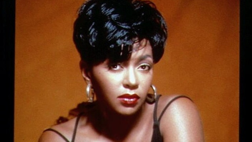 Anita Baker is shown in this file photo.