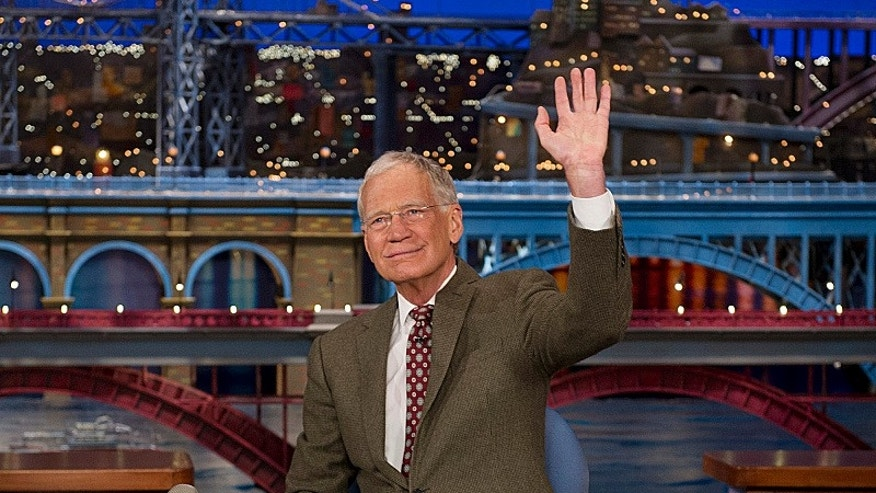 David Letterman announces that he will be retiring from the LATE SHOW with DAVID LETTERMAN on the broadcast tonight, Thursday, April 3 (11:35pm-12:37am, ET/PT) on the CBS Television Network.