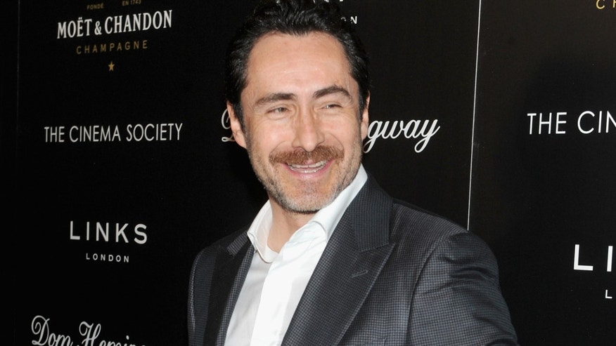 "NEW YORK, NY - MARCH 27:  Actor Demian Bichir attends the Fox Searchlight Pictures' ""Dom Hemingway"" screening hosted by The Cinema Society And Links Of London on March 27, 2014 in New York City.  (Photo by Jamie McCarthy/Getty Images)"