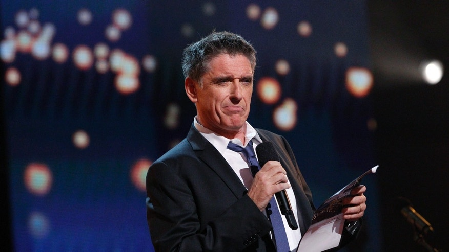 December 1, 2010. Comedian Craig Ferguson announces the nominees for Best Female Country Vocal Performance at The Grammy Nominations Concert Live - Countdown to the Music's Biggest Night event in Los Angeles.