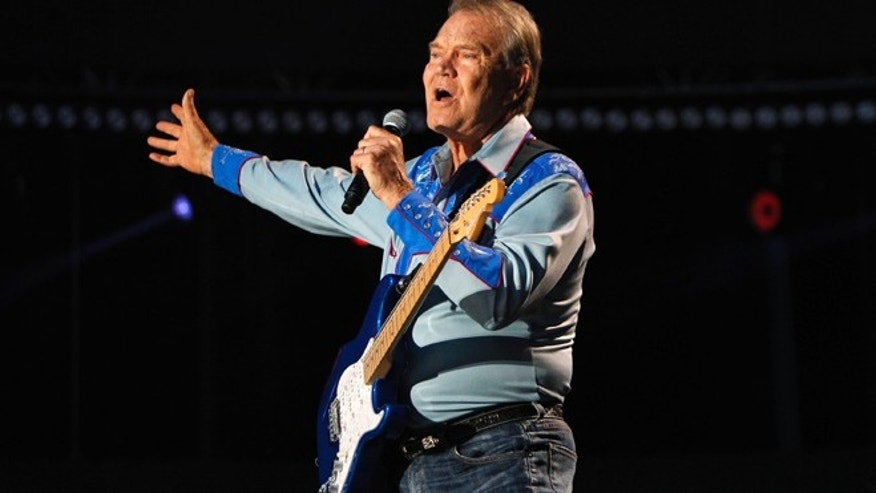 June 7, 2012: American country music artist Glen Campbell performs during the Country Music Association Music Festival in Nashville, Tenn.