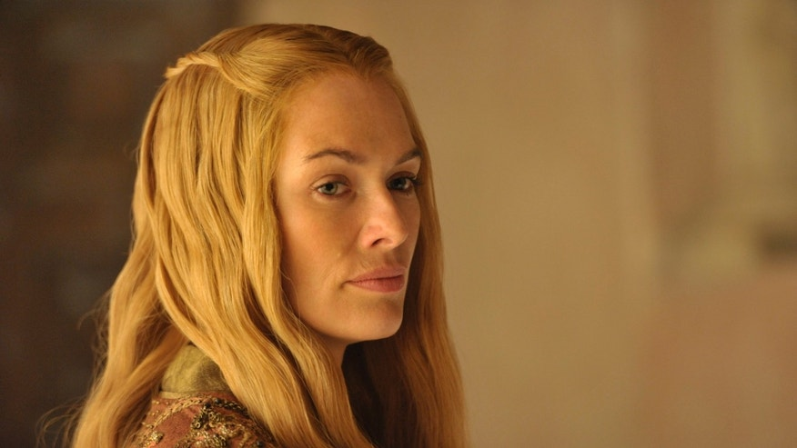 "Lena Headey plays Cersei  in ""Game of Thrones."""