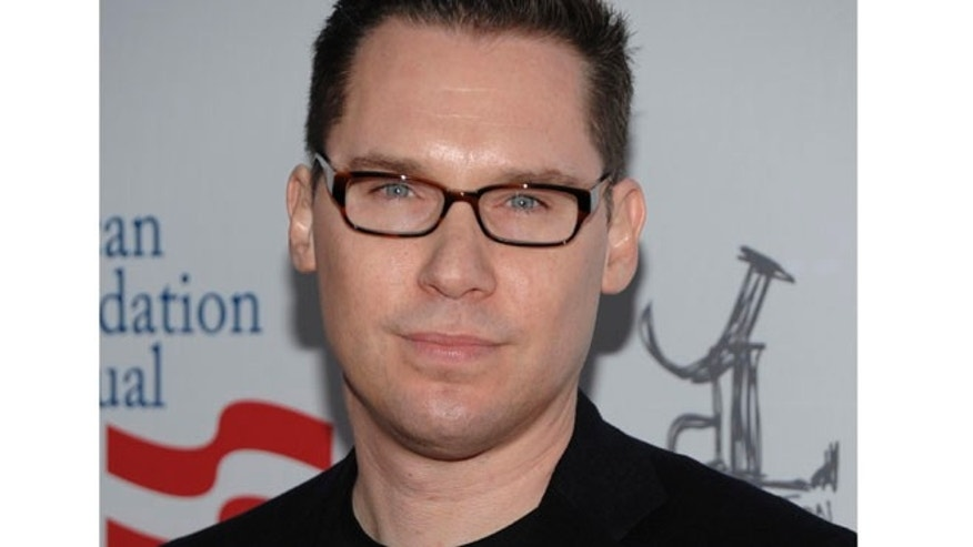 "March 3, 2012: Director Bryan Singer arrives at the Los Angeles premiere of the play ""8"" in Los Angeles. (AP)"