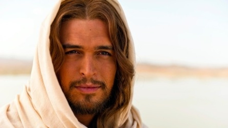 Diogo Morgado played Jesus in the film 'Son of God.'