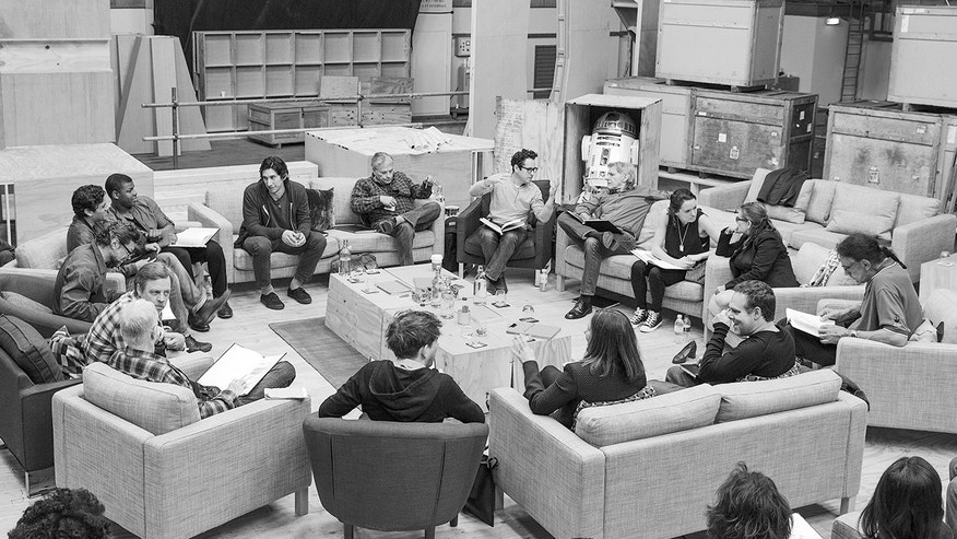"Cast of ""Star Wars: Episode VII"""