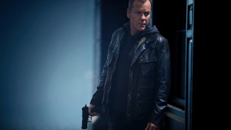 Kiefer Sutherland plays agent Jack Bauer in '24: Live Another Day' (Fox)