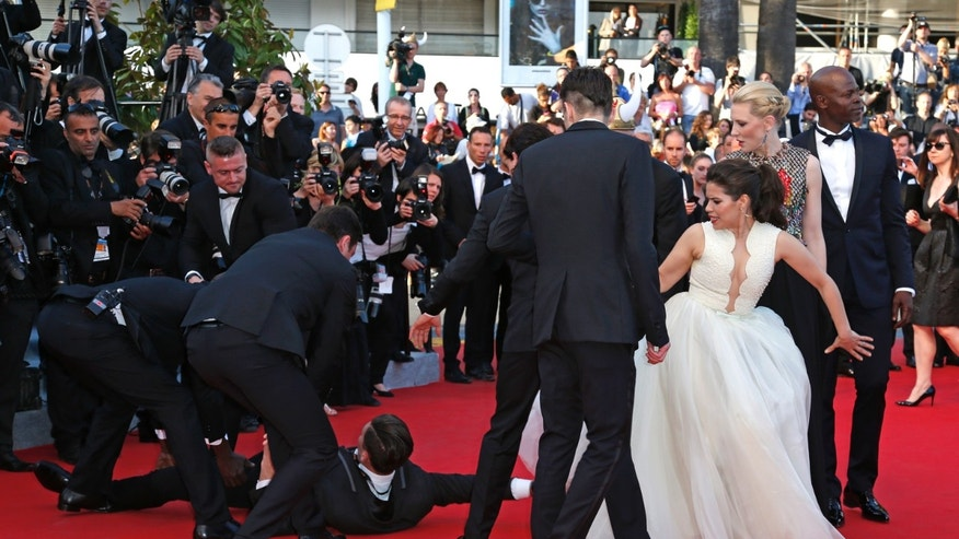"M"" out of competition at the 67th Cannes Film Festival in Cannes."