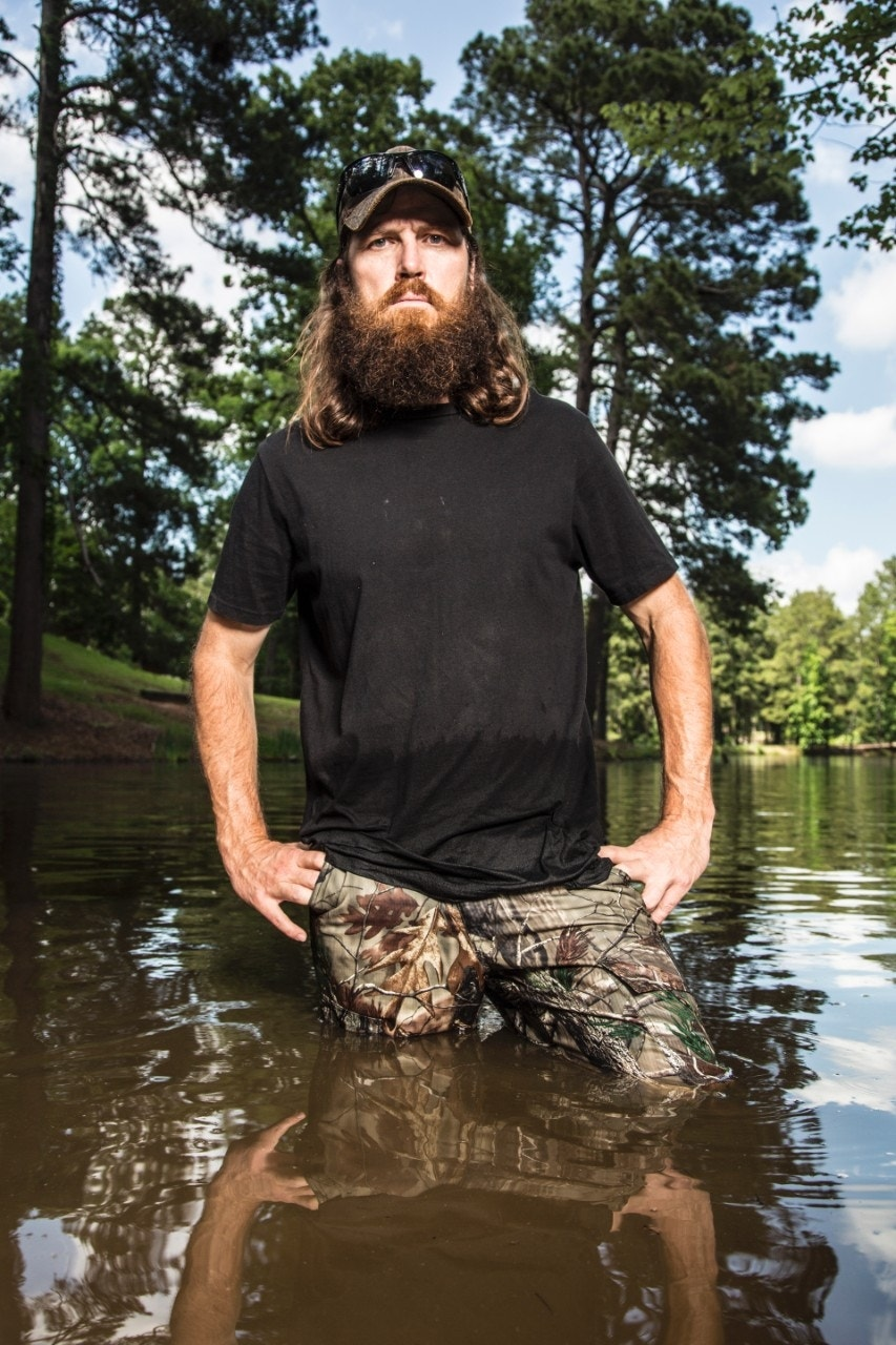 Jase Robertson says he and Missy were virgins on wedding night