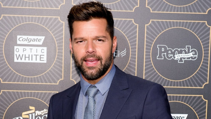 NEW YORK, NY - MAY 12:  Singer Ricky Martin attends People En Espanol 2014 Los 50 Mas Bellos Event on May 12, 2014 in New York City.  (Photo by Noam Galai/Getty Images)