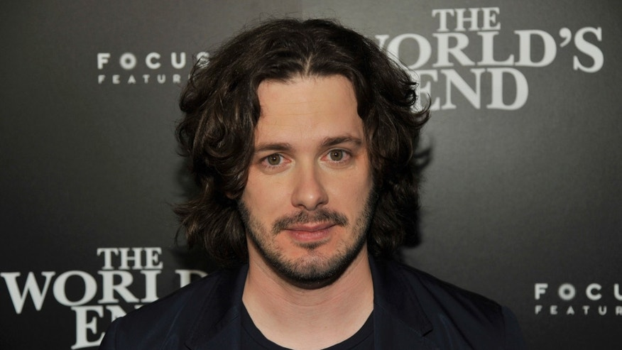 "July 18, 2013. Director Edgar Wright attends ""The World's End"" party on Day 2 of Comic-Con International in San Diego, Calif."