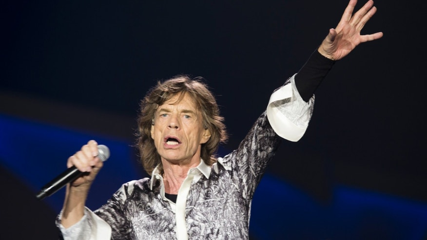 May 26, 2014. Rolling Stones singer front man Mick Jagger, performs during a concert in the Telenor Arena at Fornebu in Baerum just south of Oslo, Norway.