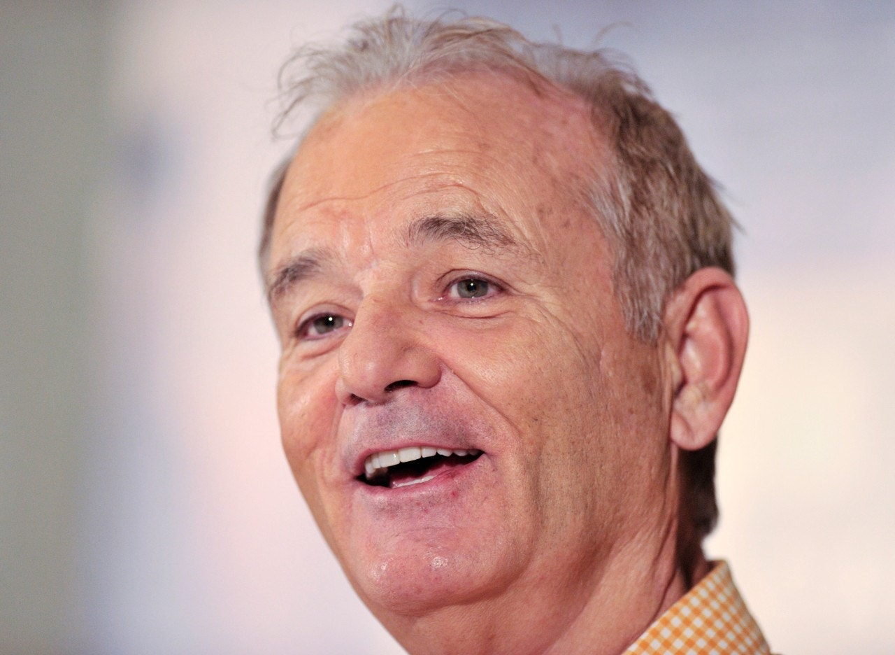 Bill Murray crashes bachelor party, gives guests romance ...