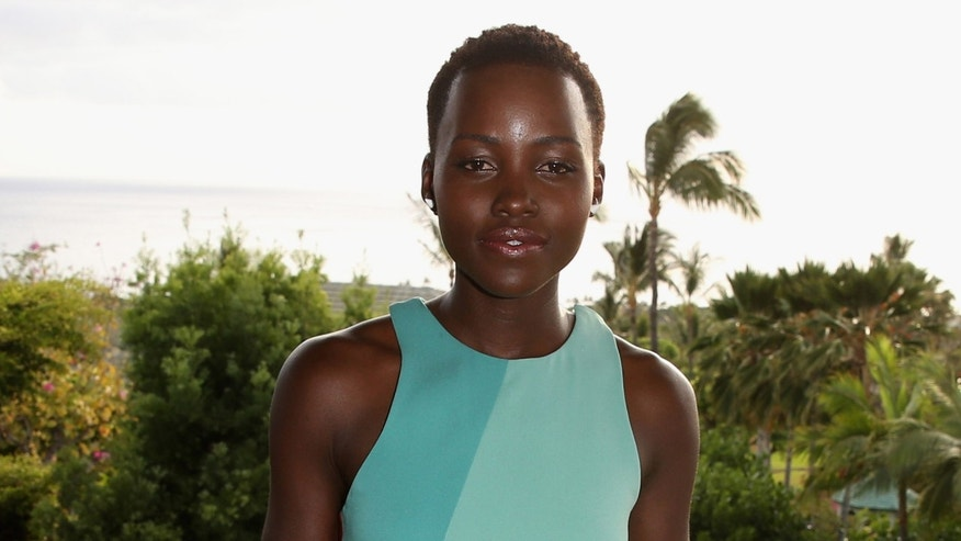WAILEA, HI - JUNE 04:  Lupita Nyong'o attends the Opening Night Reception for the 2014 Maui Film Festival at Wailea on June 4, 2014 in Wailea, Hawaii.  (Photo by Andrew Goodman/Getty Images for The Maui Film Festival at Wailea)