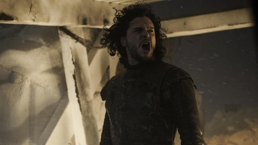 Kit Harrington as Jon Snow on HBO's 'Game of Thrones' (Courtesy HBO)