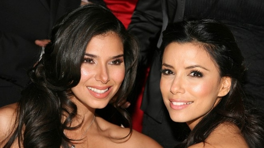 LOS ANGELES, CA - FEBRUARY 23:  Actors Roselyn Sanchez (L) and Eva Longoria attend The National Hispanic Media Coalition's 10th Annual Impact Awards Gala at the Regent Beverly Wilshire Hotel on February 23, 2007 in Beverly Hills, California.  (Photo by Frazer Harrison/Getty Images) *** Local Caption *** Roselyn Sanchez;Eva Longoria
