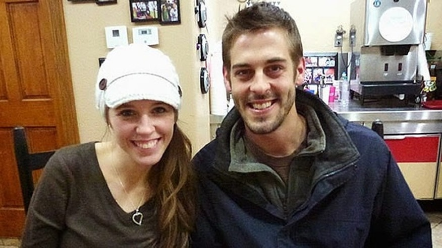 Jill Duggar and Derick Dillard from '19 Kids & Counting.'