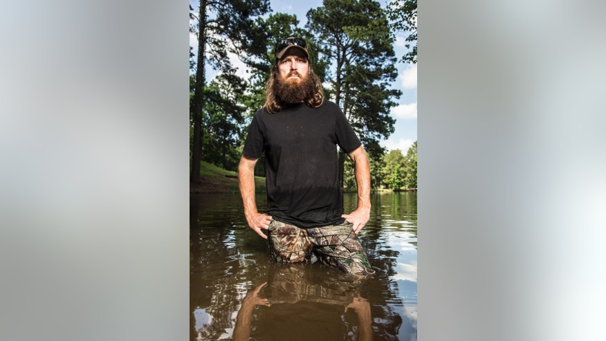 "Jase Robertson from ""Duck Dynasty."""