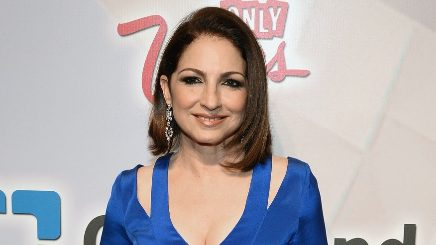 "LAS VEGAS, NV - APRIL 26:  Honoree Gloria Estefan attends the 18th annual Keep Memory Alive ""Power of Love Gala"" benefit for the Cleveland Clinic Lou Ruvo Center for Brain Health honoring Gloria Estefan and Emilio Estefan Jr. on April 26, 2014 in Las Vegas, Nevada.  (Photo by Ethan Miller/Getty Images for Keep Memory Alive)"