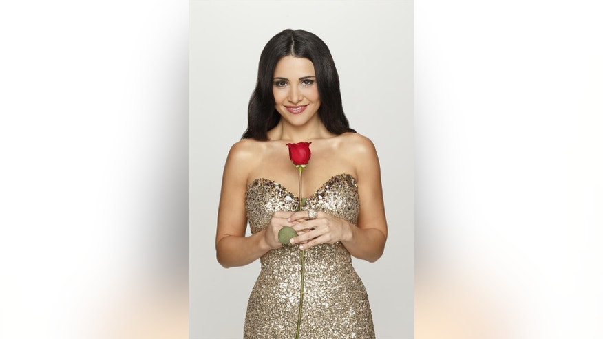 "Andi Dorfman, ABC's star of the ""The Bachelorette."""