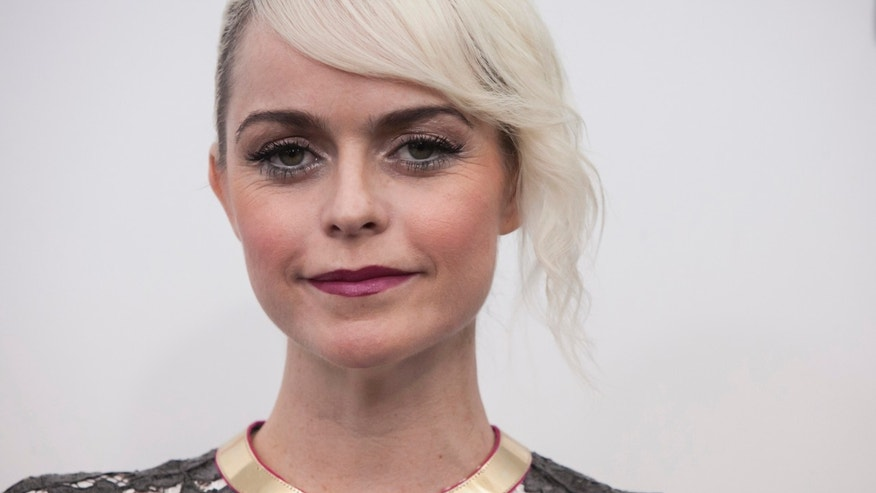 "May 15, 2014. Cast member Taryn Manning attends the season two premiere of ""Orange is the New Black"" in New York."