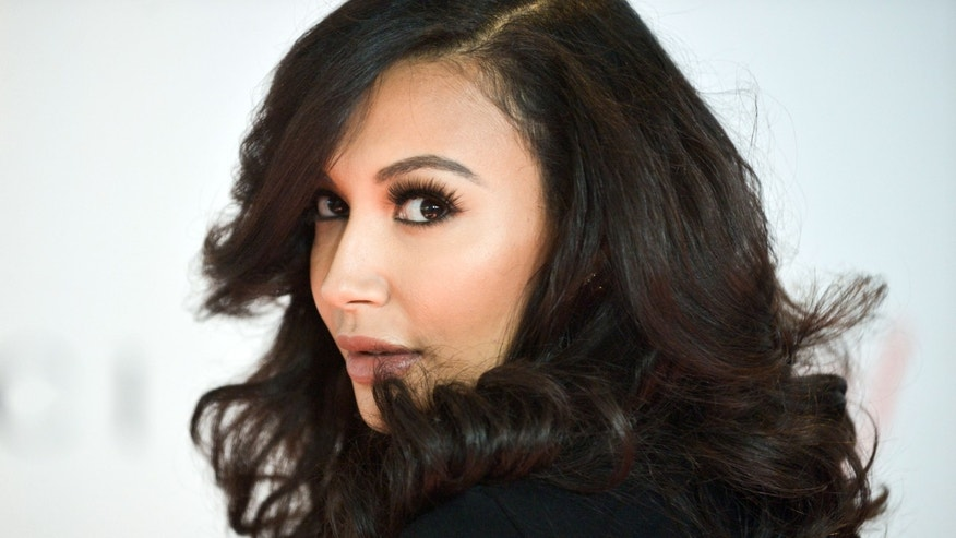 Dec. 11, 2013. Naya Rivera arriving at the 22nd Annual Women in Entertainment Breakfast at the Beverly Hills Hotel in Beverly Hills, Calif.